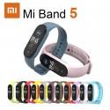 Correa silicona colores para pulsera reloj Xiaomi Mi Band 5