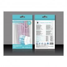 Mascarilla desechable 3 capas adulto caja de 10ud Rosa