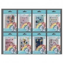 Mascarilla desechable 3 capas Niños caja de 10ud Dibujos Variados