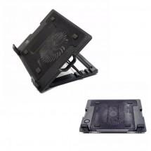 Base ventilador disipador calor y Hub USB para portátiles DIS012