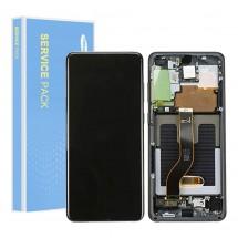 Pantalla ORIGINAL Service Pack con marco Samsung Galaxy S20+ G985 / S20+ 5G G986