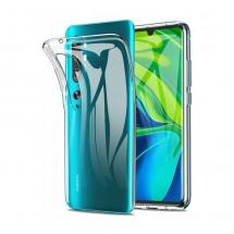 Funda TPU Silicona Transparente para Xiaomi Mi Note 10 Pro