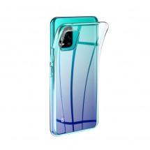 Funda TPU Silicona Transparente para Xiaomi Mi 10 Lite