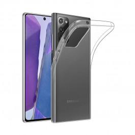 Funda TPU Silicona Transparente para Samsung Galaxy Note 20
