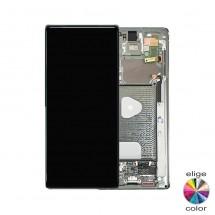 Pantalla Original Service Pack con marco Samsung Galaxy Note 20 N980F