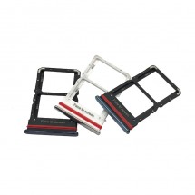 Bandeja porta tarjeta Sim y MicroSD para Xiaomi Mi Note 10 Lite