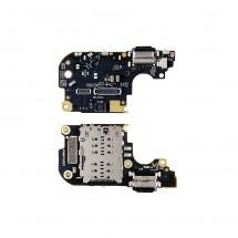 Placa auxiliar conector de carga y lector SIM para Xiaomi Mi 10 Lite