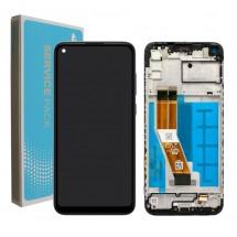 Pantalla completa Original con marco Service Pack Samsung Galaxy A11 A115
