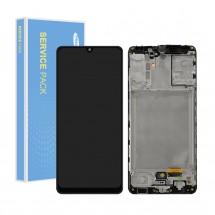 Pantalla completa Original con marco Service Pack Samsung Galaxy A31 A315