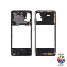 Carcasa intermedia trasera para Samsung Galaxy A51 A515