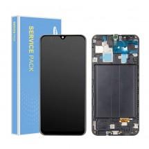 Pantalla Original Service Pack con marco Samsung Galaxy M30 M305