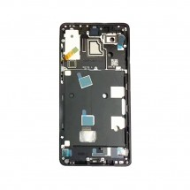 Marco frontal display color negro para Xiaomi Mi Mix 2S