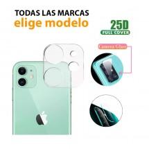 Protector Hidrogel para lente cámara trasera para iPhone