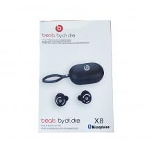 Auriculares Bluetooth Beats X8 con estuche carga inalámbrica