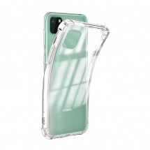 Funda TPU silicona transparente para Huawei Y5p / Honor 9S