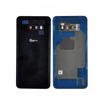Tapa trasera color negro para LG G8X ThinQ