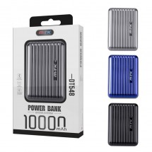 Batería externa Powerbank 10000mAh dual USB indicador LED - OP-DT545