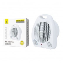 Calefactor 2000W ajustable protección sobrecalentamiento OP-NR9138