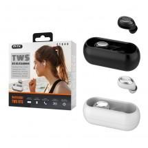 Auriculares Bluetooth V5 TWS con estuche recargable OP-CT8440