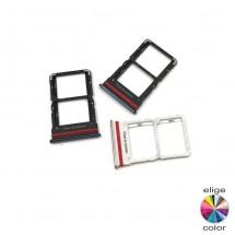 Bandeja porta tarjeta Sim y MicroSD para Xiaomi Mi 10 Lite