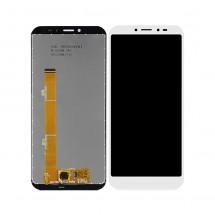 Pantalla completa LCD y táctil blanco para Alcatel 1S 5024D 2019