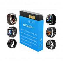 Batería universal para Smart Watch 380mAh 3.7V - NW-
