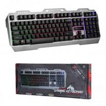 Teclado Retroiluminado Gaming Multimedia Xtrike Me KB-505 Español