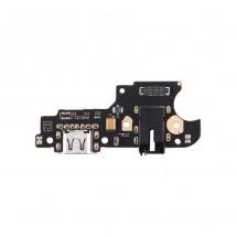 Placa conector de carga jack audio y micrófono para Oppo A12