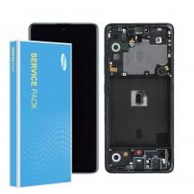 Pantalla completa Original con Marco Samsung Galaxy A51 5G (A516F)