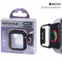 Funda y portector cristal templado para Apple Watch 38/40/42/44mm - OP