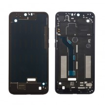 Marco frontal display color negro para Xiaomi Mi 8 Lite / Mi8 Lite