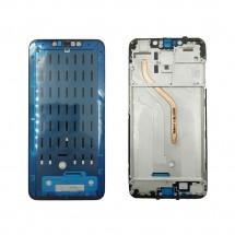 """Marco frontal display color negro para Xiaomi Pocophone F1 / Poco F1 6.18"""""""