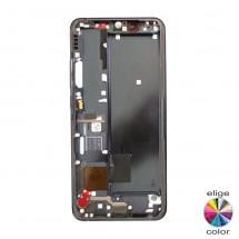 Marco frontal display para Xiaomi Mi Note 10 (swap)