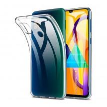 Funda TPU Silicona Transparente para Samsung Galaxy M21