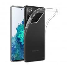 Funda TPU Silicona Transparente para Samsung Galaxy S20 FE 5G