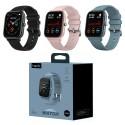 Reloj Smartwatch deportivo resistente al agua IP67 Notificaciones - HV-M9006