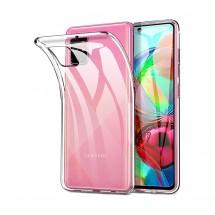 Funda TPU Silicona Transparente para Samsung Galaxy M51