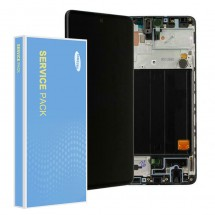 Pantalla completa Original Service Pack con marco Samsung Galaxy M51 M515