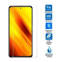 Protector Cristal Templado para Xiaomi Pocophone X3 / Poco X3