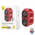 Altavoz Bluetooth 20W pantalla y luz LED con mando distancia - OP-NF4068