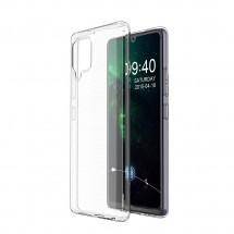 Funda TPU Silicona Transparente para Samsung Galaxy A42