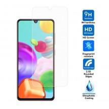 Protector Cristal Templado para Samsung Galaxy A42