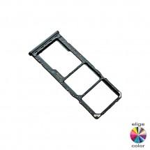 Bandeja porta tarjeta sim y microsd para Samsung Galaxy M31 M315F