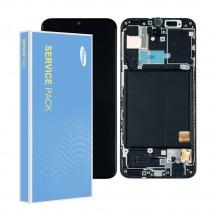 Pantalla Original Service Pack con marco Samsung Galaxy A41 A415