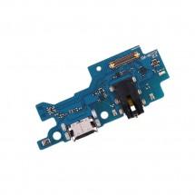 Placa conector de carga jack audio y micrófono Samsung Galaxy M21 M215