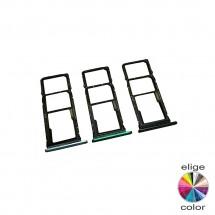 Bandeja porta tarjeta Sim y MicroSD Huawei P40 Lite E / Honor Play 3 / Y7P