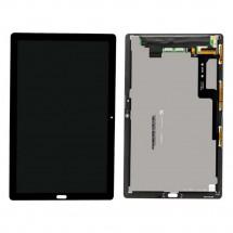 "Pantalla completa LCD y táctil Huawei MediPad M8 10.8"" CMR-W09 Negro"