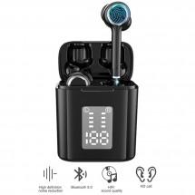 Altavoz Bluetooth 5.0 TWS TG905 estuche carga inalámbrica pantalla digital