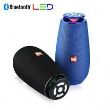 Altavoz Bluetooth portátil TG-508 1200mAh LED sonido envolvente - MV