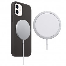 Cargador inalámbrico magnético iPhone 12 / 12 Pro / 12 Pro Max ref. RD-Magsafe